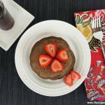 Chai Buckwheat Pancakes F