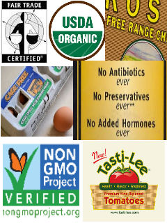 What Do Food Labels Mean? - The Organic Dietitian
