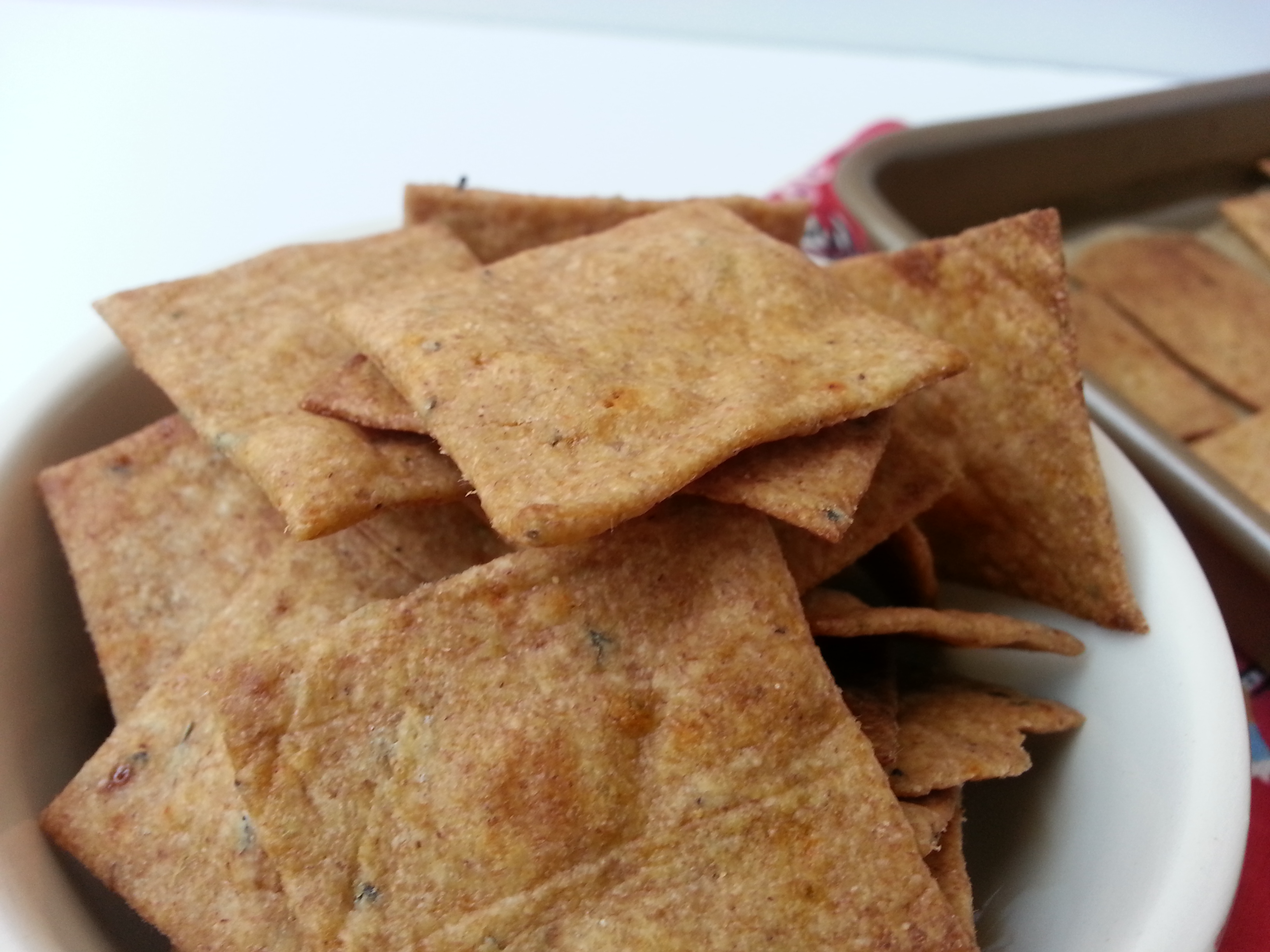 ... thins the recipe for wheat thins homemade wheat thins get recipe wheat