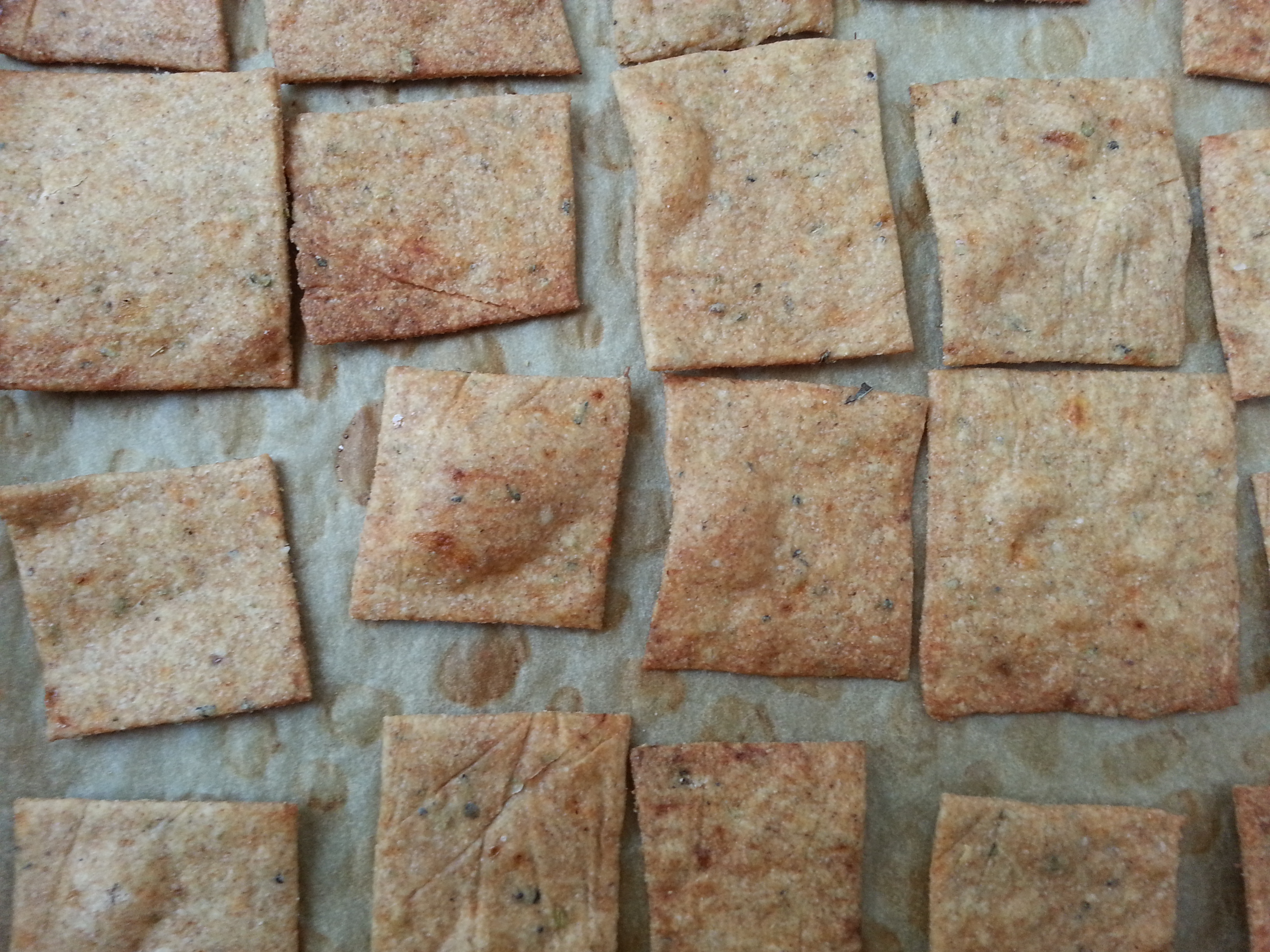 wheat thins via the wheat thins are a tasty snack homemade wheat thins ...