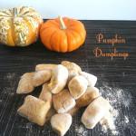 pumpkin dumplings 2