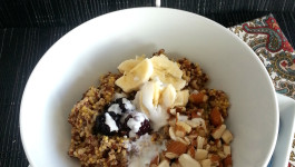 Super Grains Breakfast Bowl 4