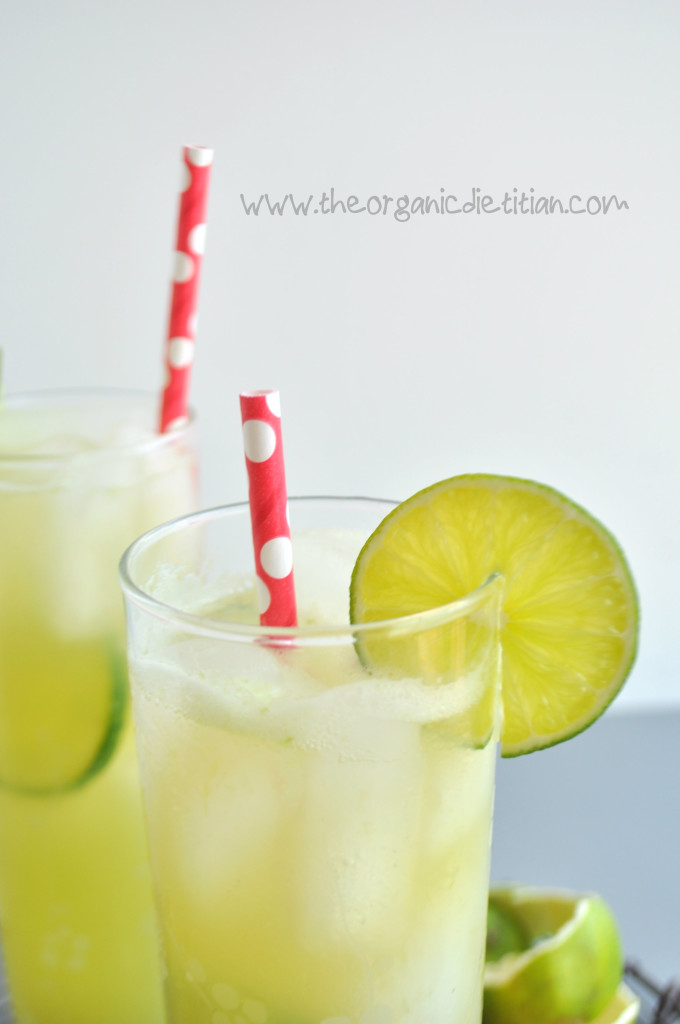 Lime Cucumber Electrolye Drink 3