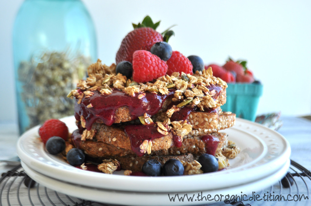 Vegan French Toast 4