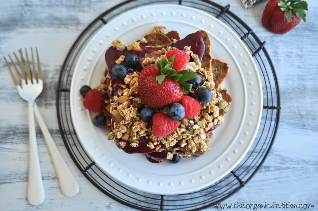 Vegan French Toast 6