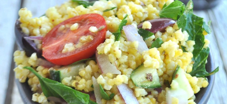 Greek Millet: Millet Is The New Quinoa