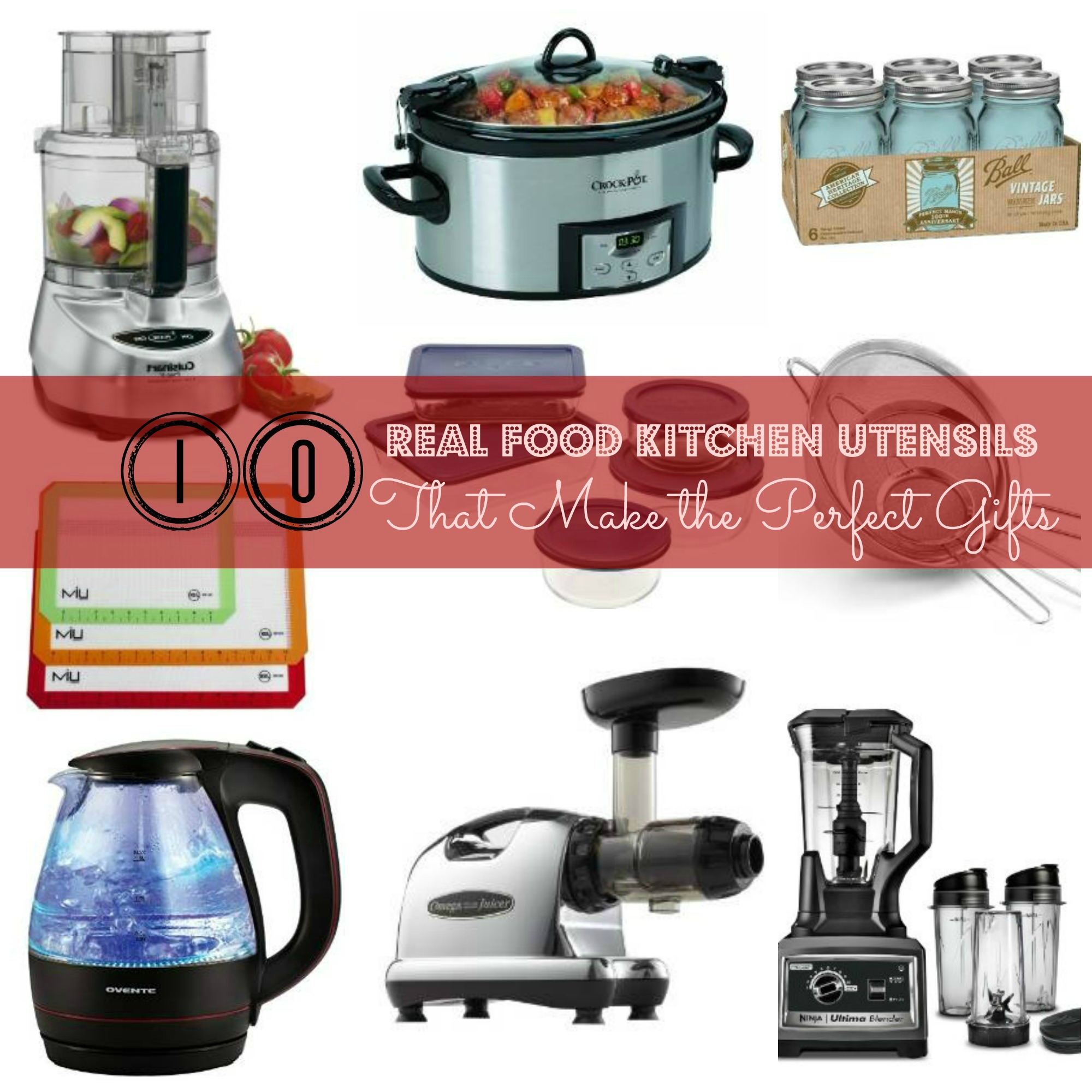 10 real food kitchen utensils that make gifts the