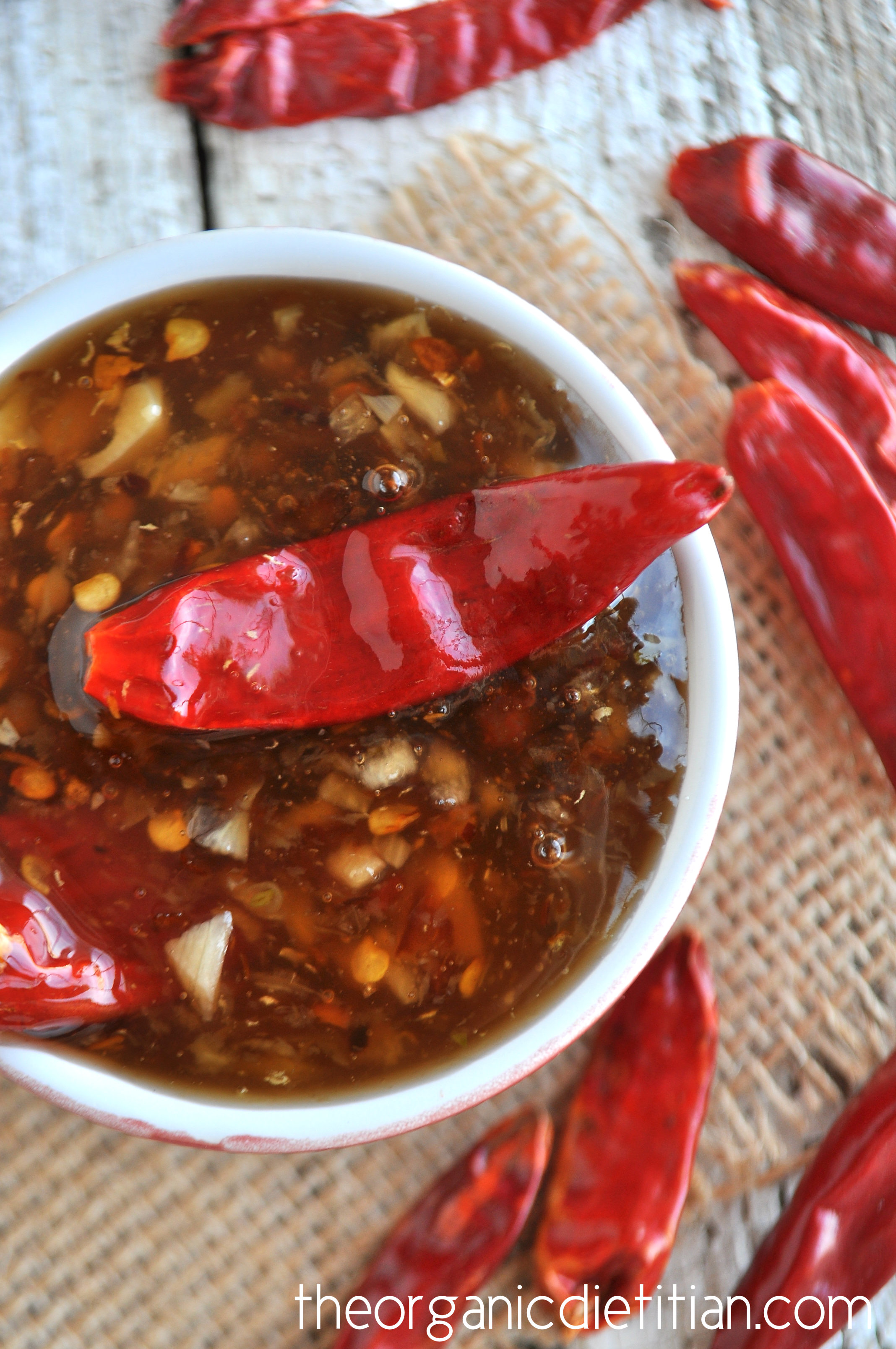 Minute Sweet Chili Sauce Made with Clean Ingredients - The Organic ...