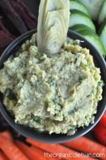 Artichoke Hummus 3