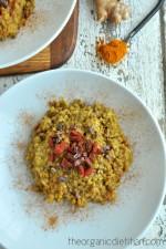 Turmeric Rice Pudding 3