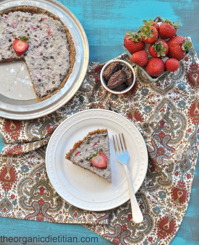 Patriotic Cream Pie 2