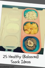 25 Healthy Balanced Snacks