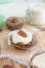 Cinnamon Roll Muffins a