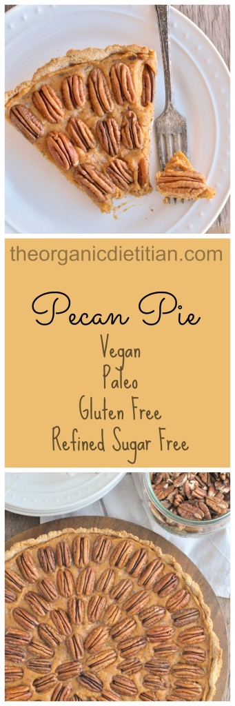 Clean Pecan Pie (#vegan #paleo #glutenfree, refined sugar free).jgp