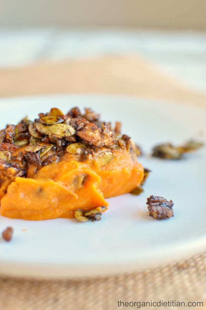 Sweet Potato Casserole 5