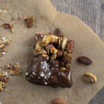 Chocolate Nut Clusters 3