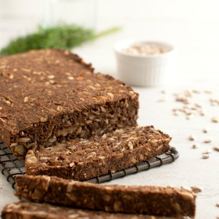 Pumpernickle Nut and Seed Bread