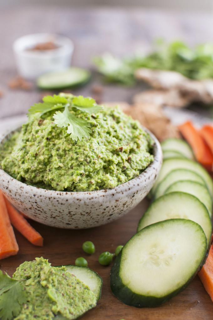 Vegetable Pate 2