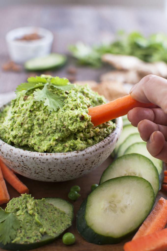 Vegetable Pate 3