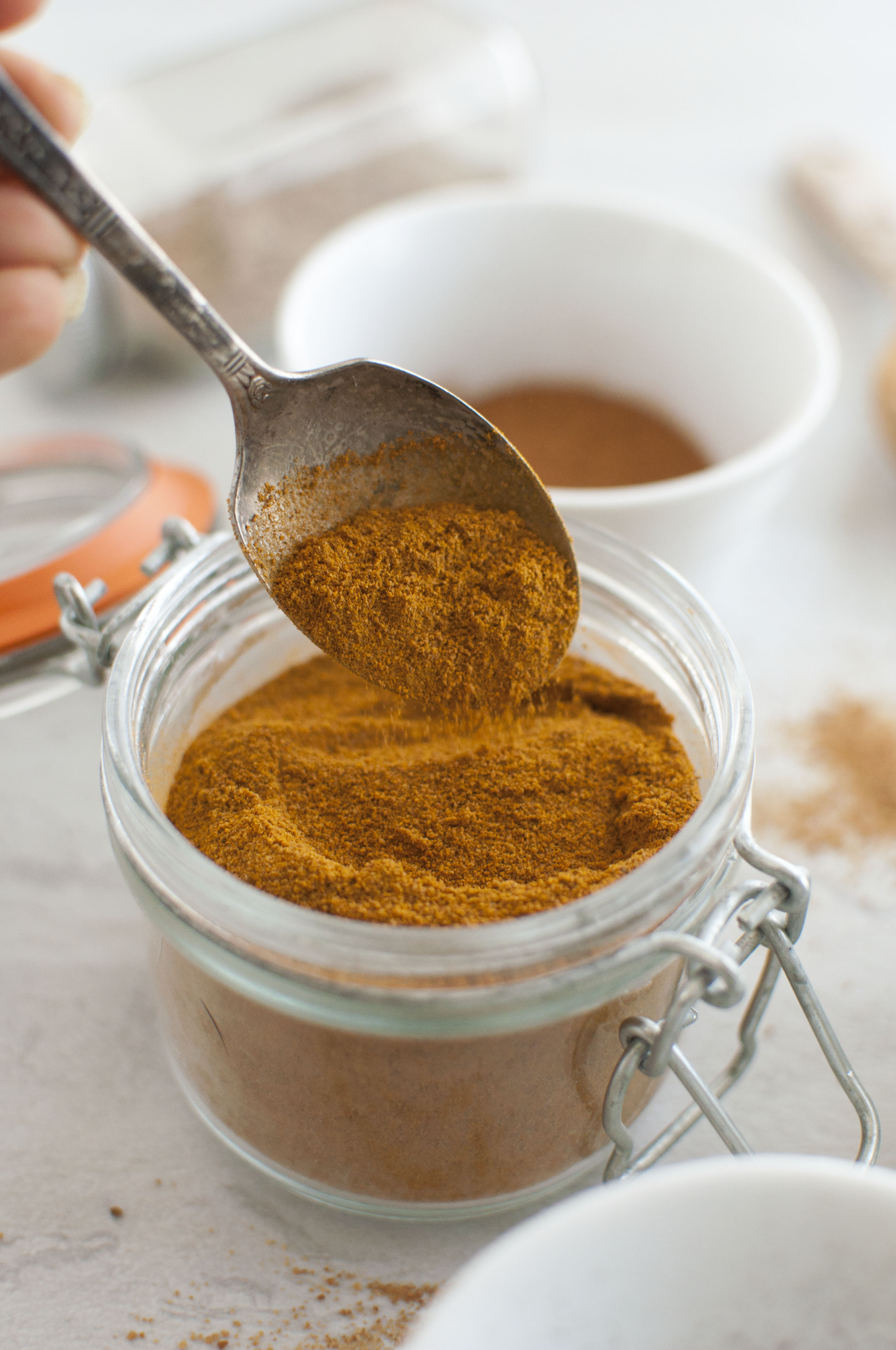 Turmeric Dust (For Easy Turmeric Milk and More)