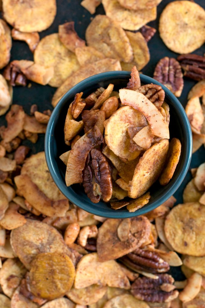 Grain-Free Snack Party Mix