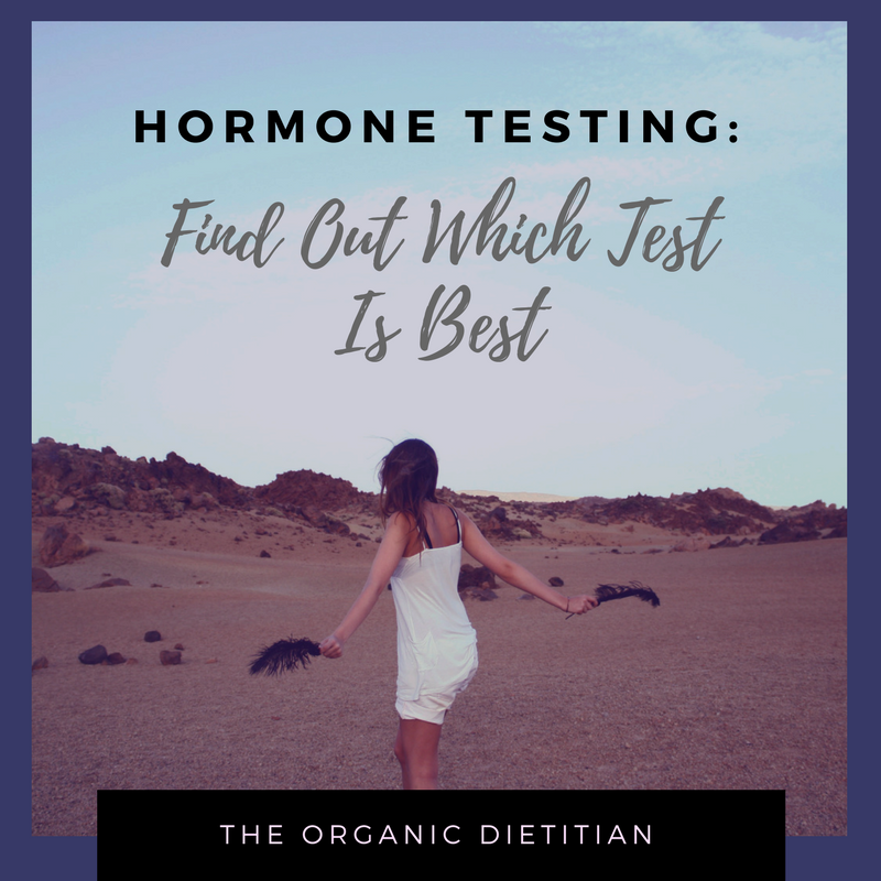 Hormone Testing:  Find Out Which Test Is Best