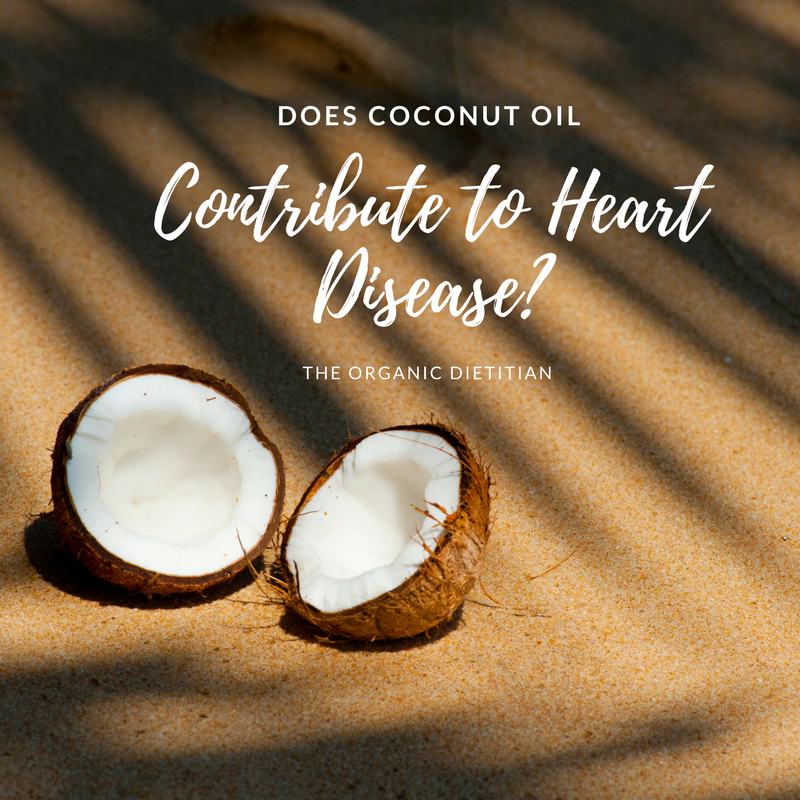 Does Coconut Oil Contribute to Heart Disease?