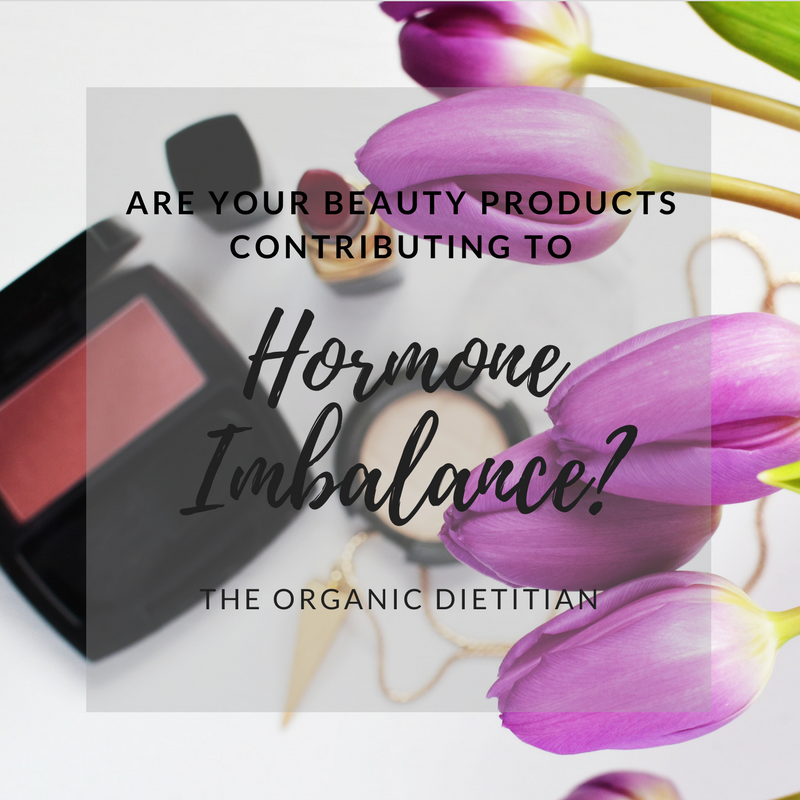 Are Your Beauty Products Contributing to Hormone Imbalance?